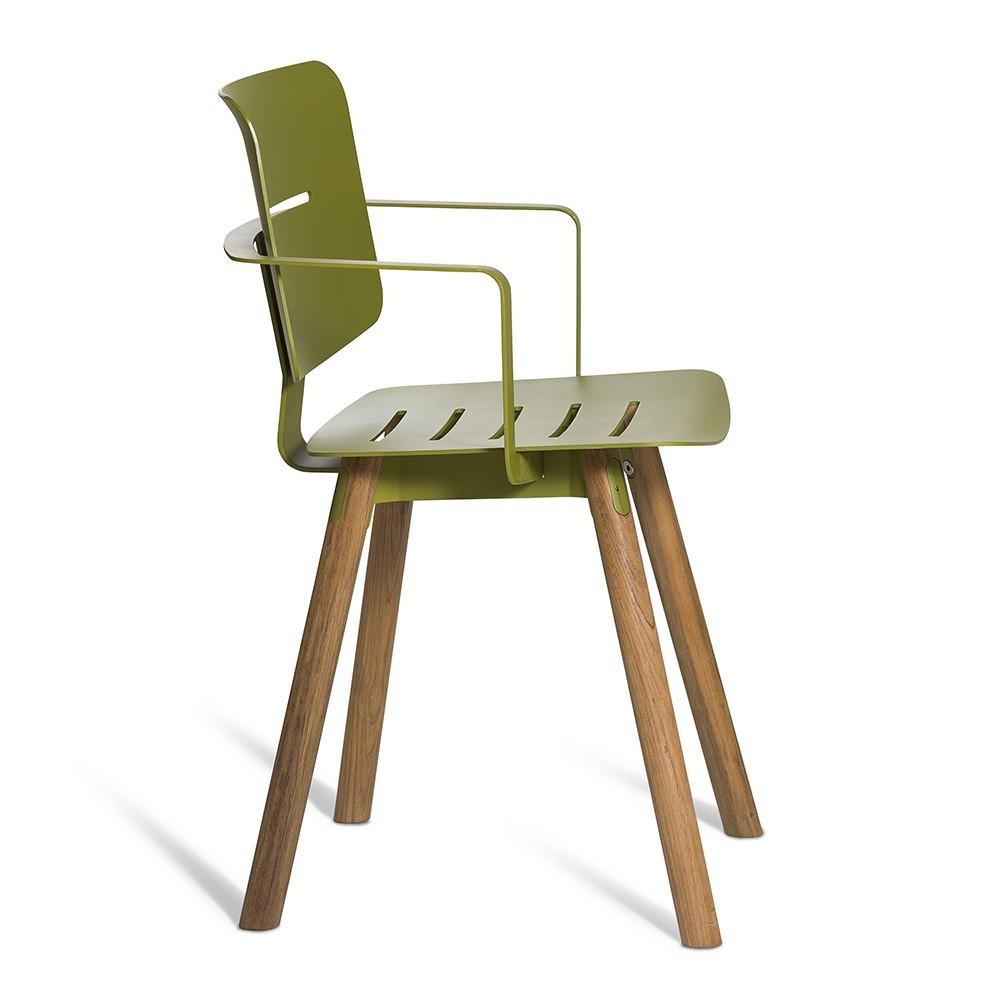 Coco armchair olive green Oasiq