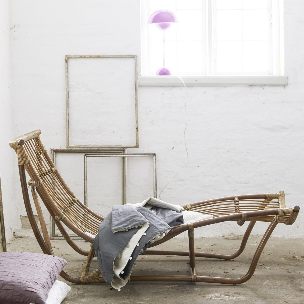 Michelangelo daybed taupe Sika-Design
