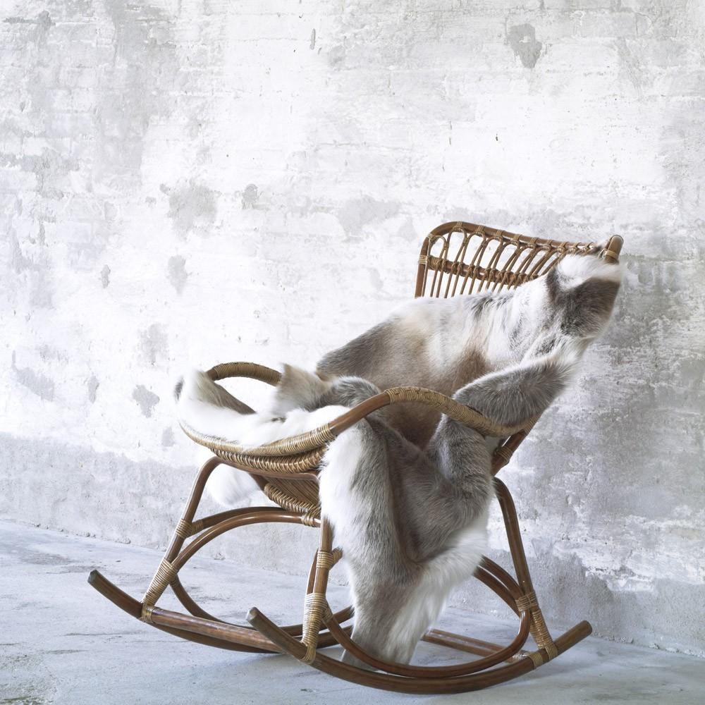 Monet rocking chair antique Sika-Design