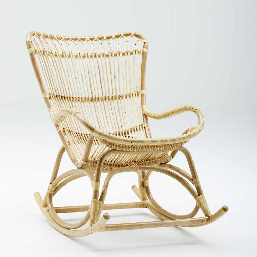 Monet rocking chair natural Sika-Design