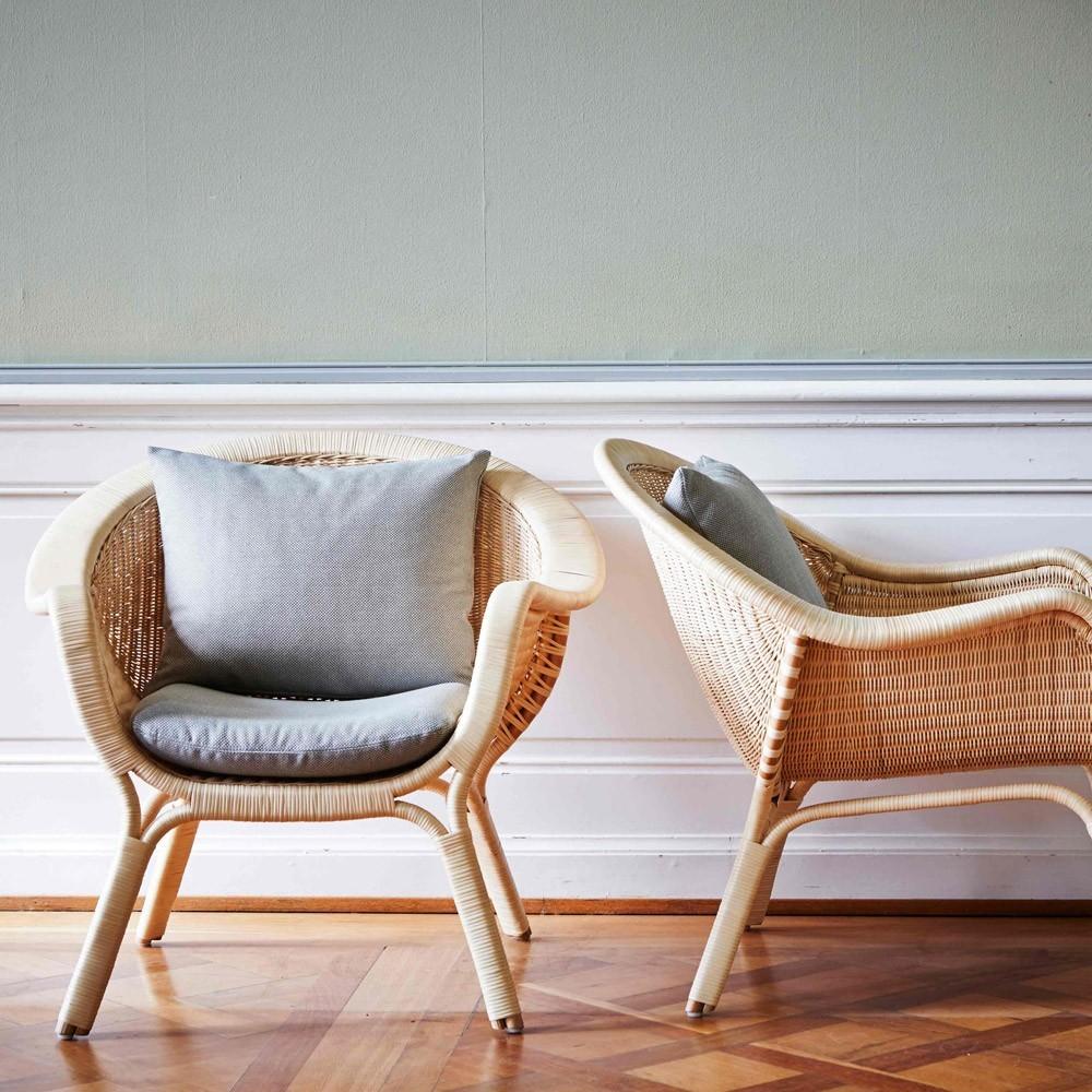 Madame armchair natural Sika-Design