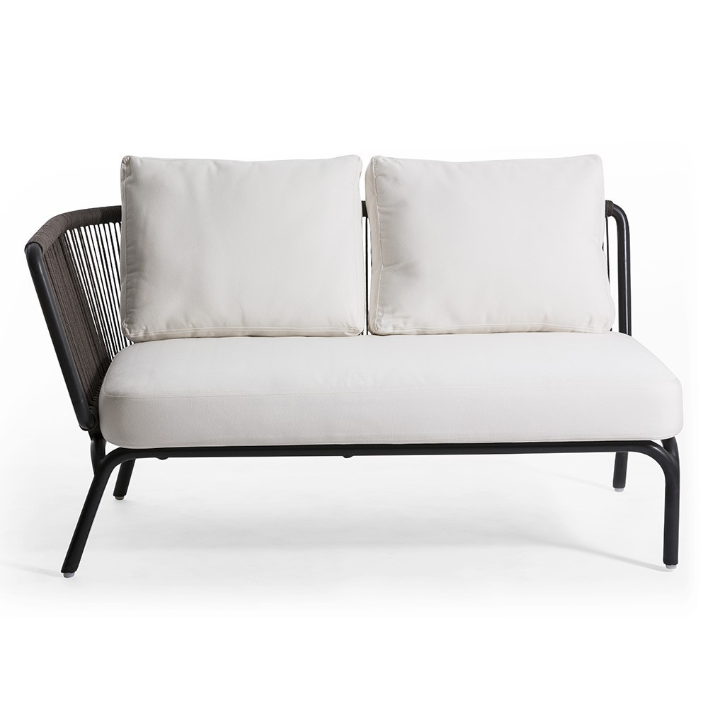 Yland 2 seater corner sofa Oasiq