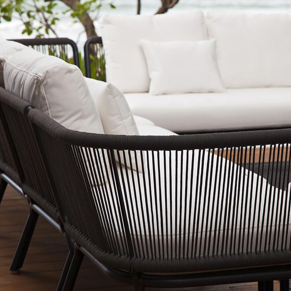 Yland chaise longue Oasiq