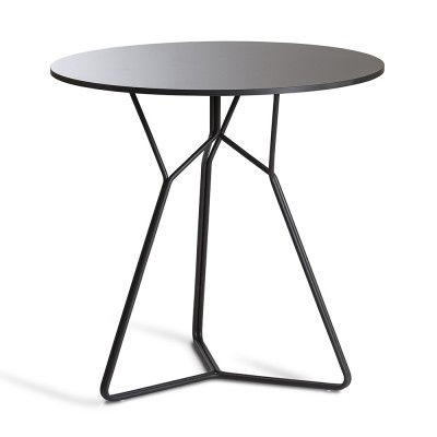 Serac table 72 cm anthracite