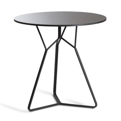 Table Serac 72 cm anthracite