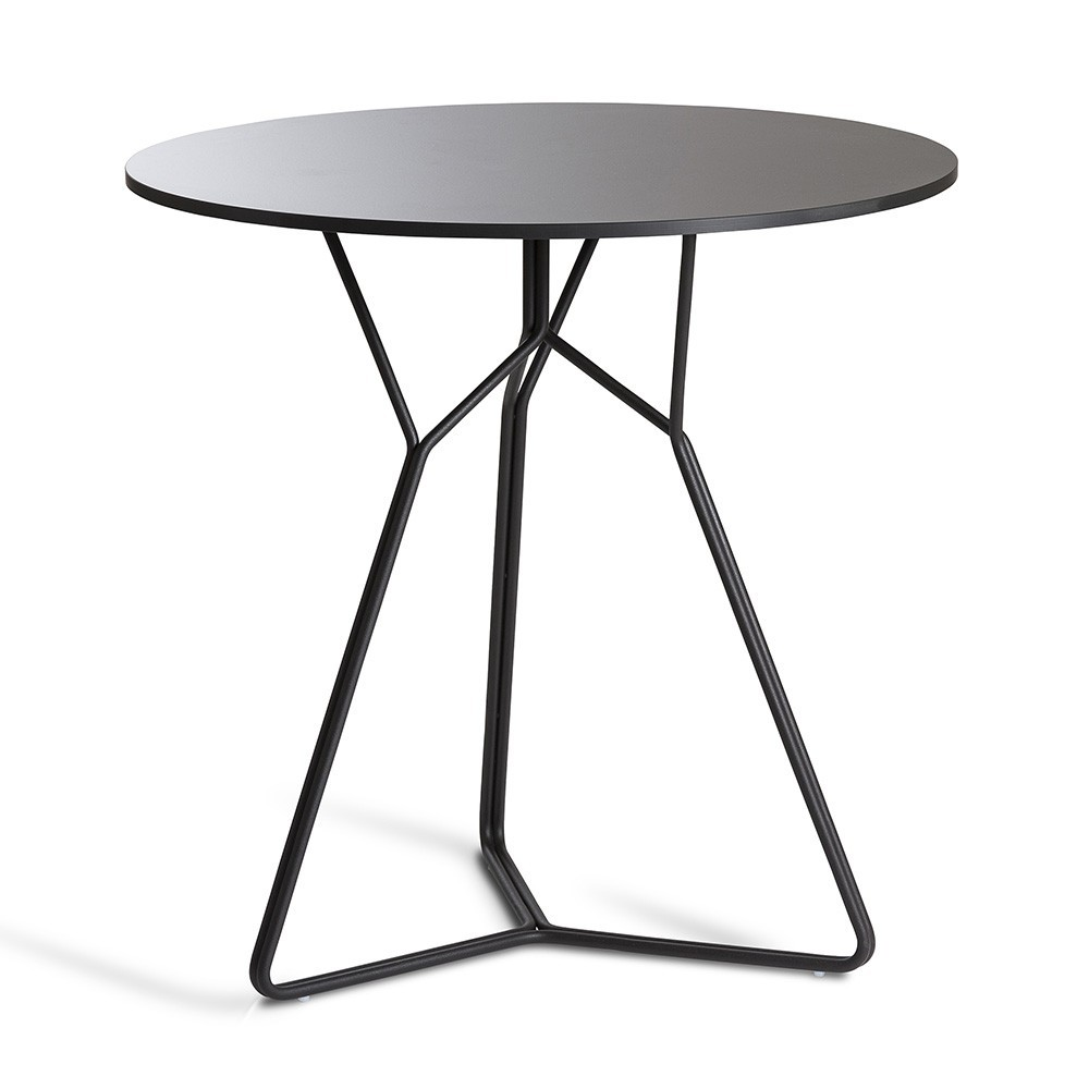 Table Serac 72 cm anthracite Oasiq