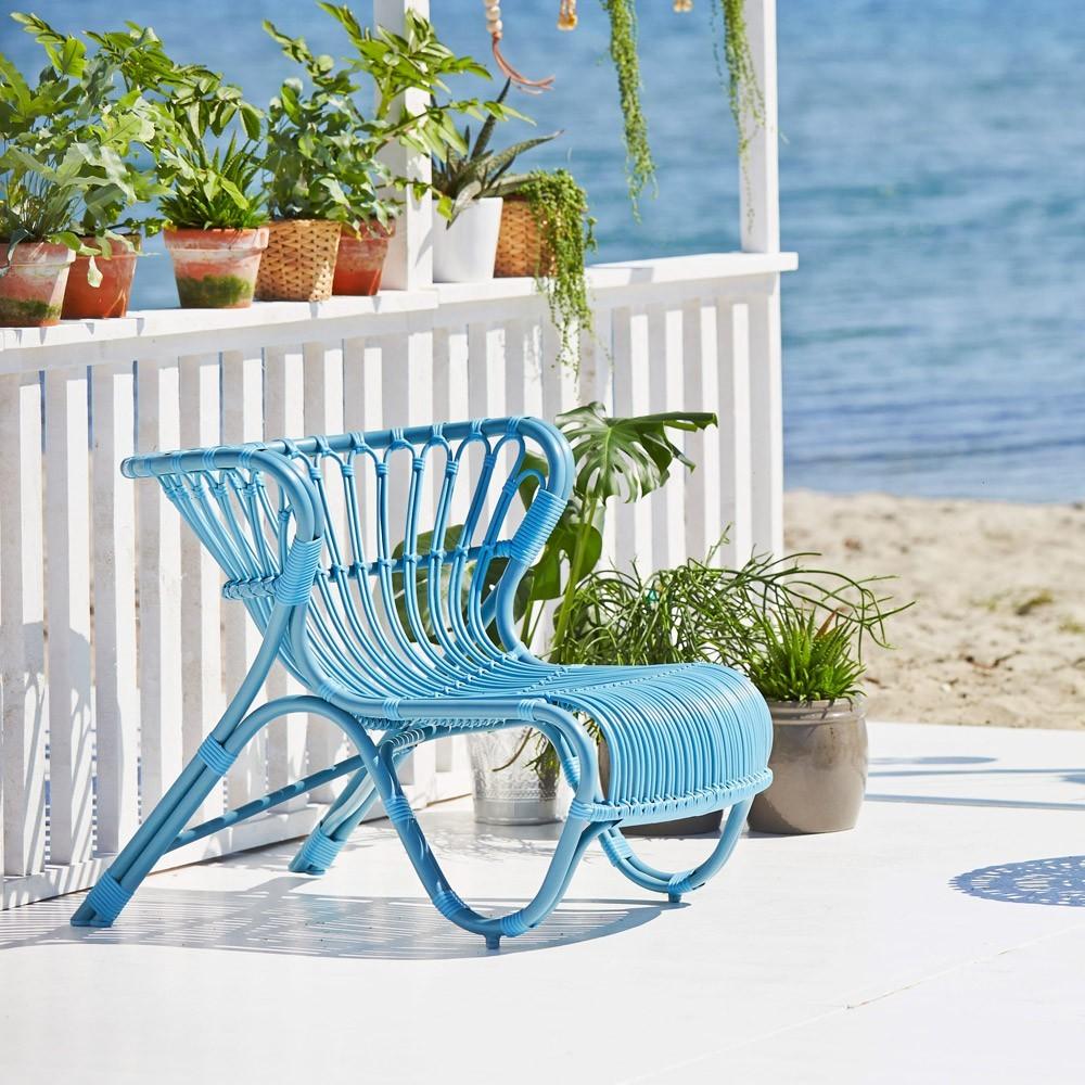 Fox chair mint Sika-Design