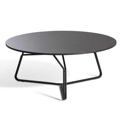 Serac coffee table 85 cm anthracite