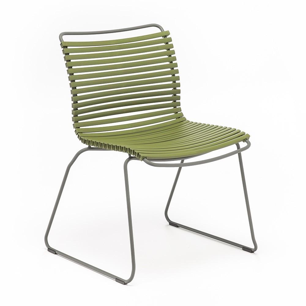 Clicca sedia oliva Houe