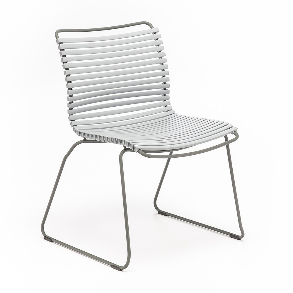 Click chair grey Houe