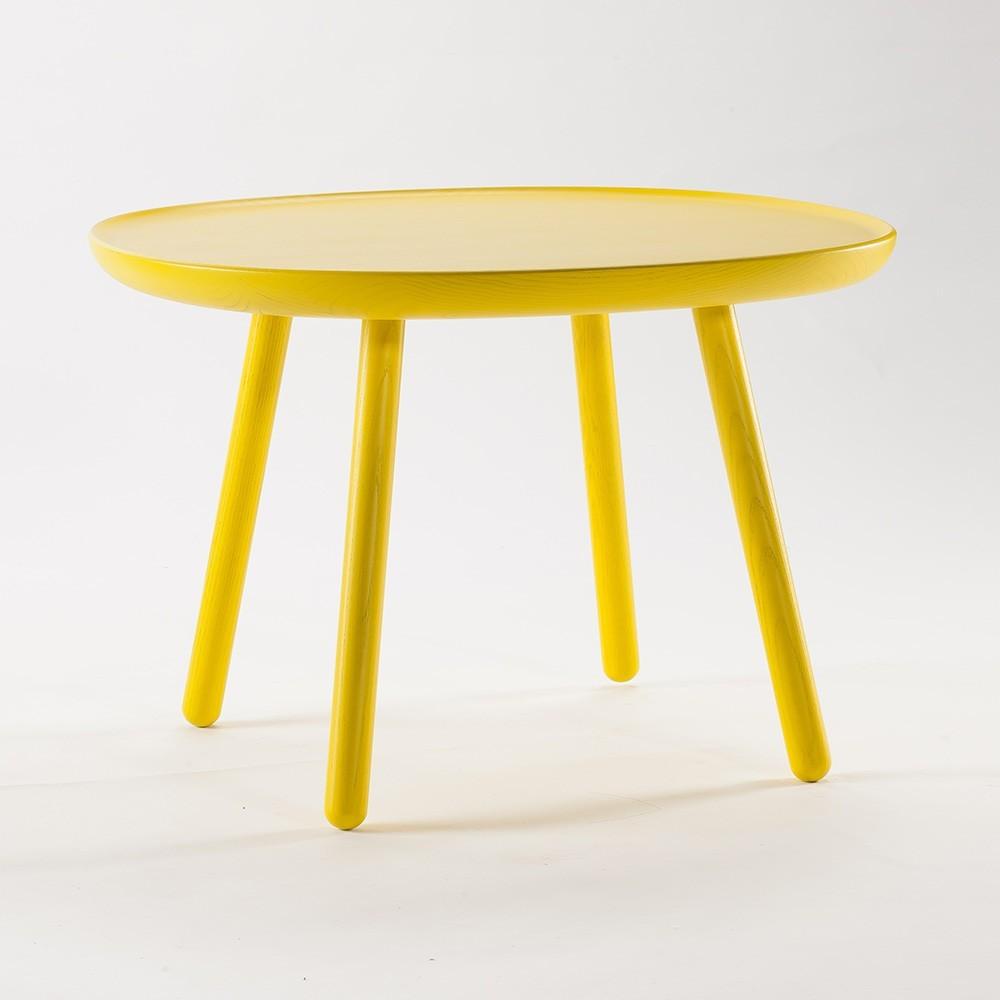 Tavolino Naive L giallo Emko