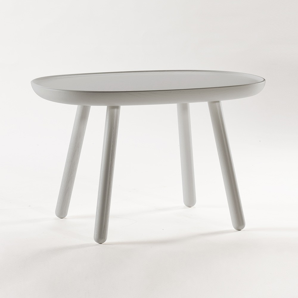 Naive side table M grey Emko