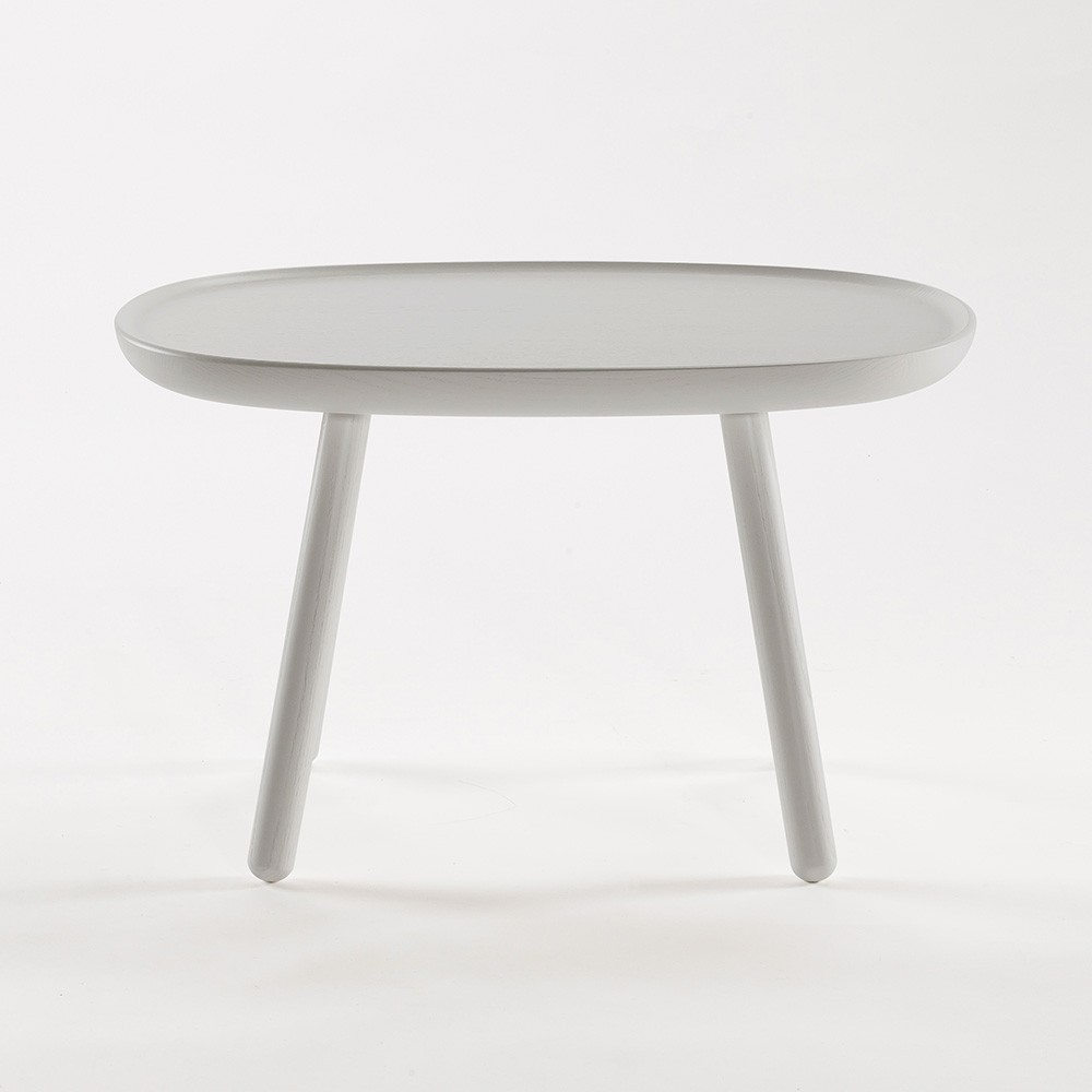 Table d'appoint Naive M gris Emko