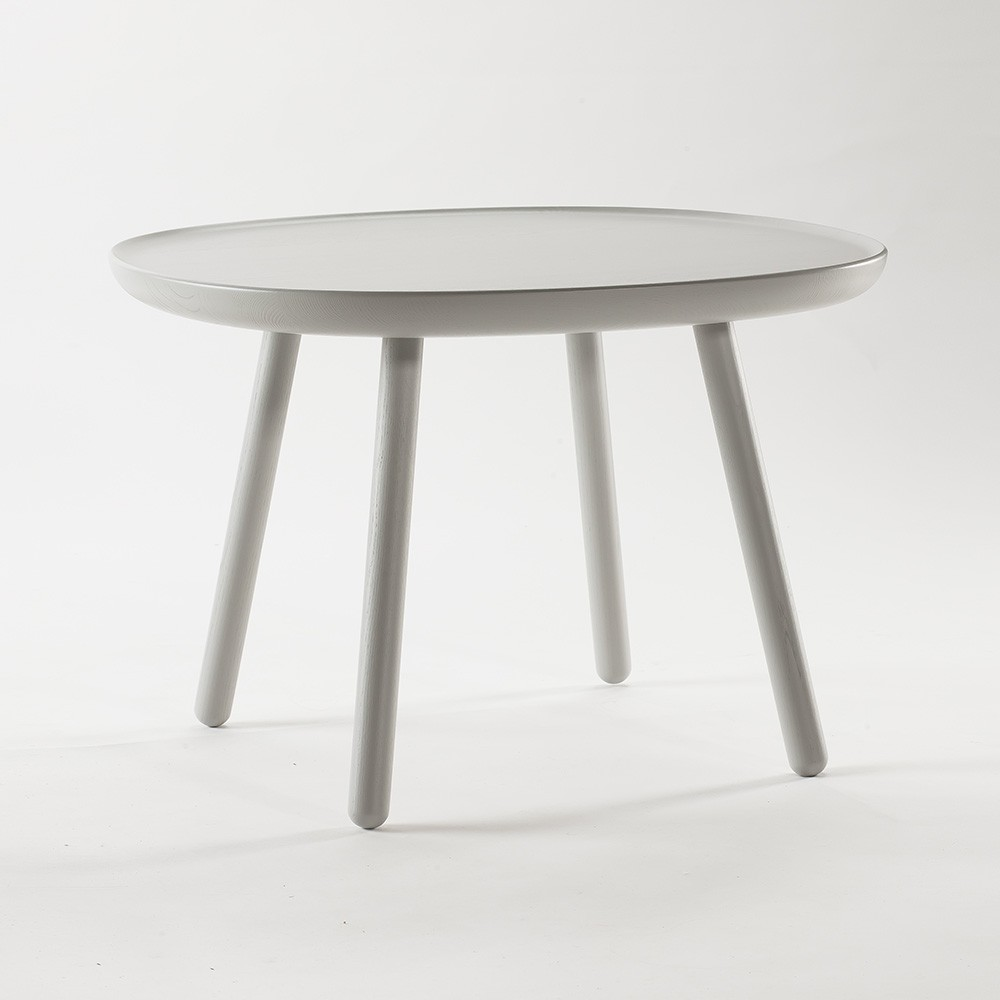 Table d'appoint Naive L gris Emko