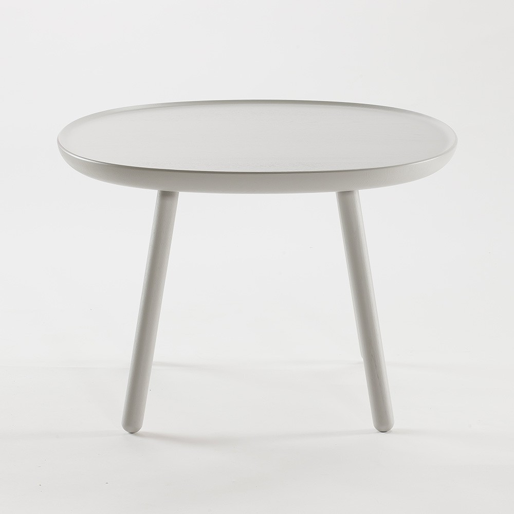 Naive side table L grey Emko