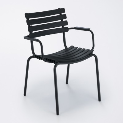Click chair black Houe