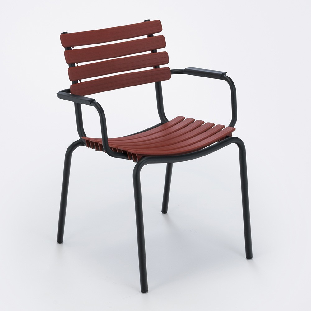 Chaise Clips paprika Houe