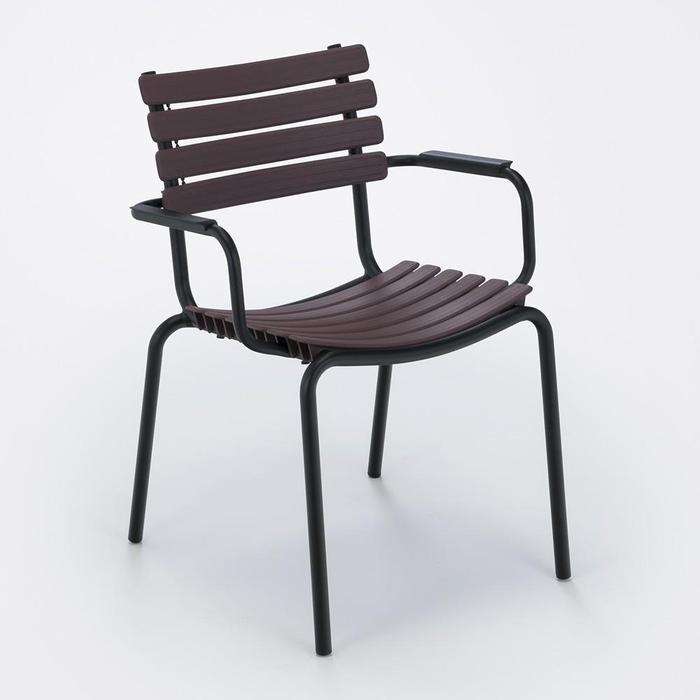 Click chair plum Houe