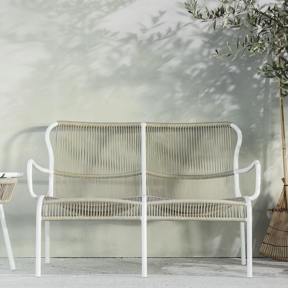 Canapé Loop beige/stone white Vincent Sheppard