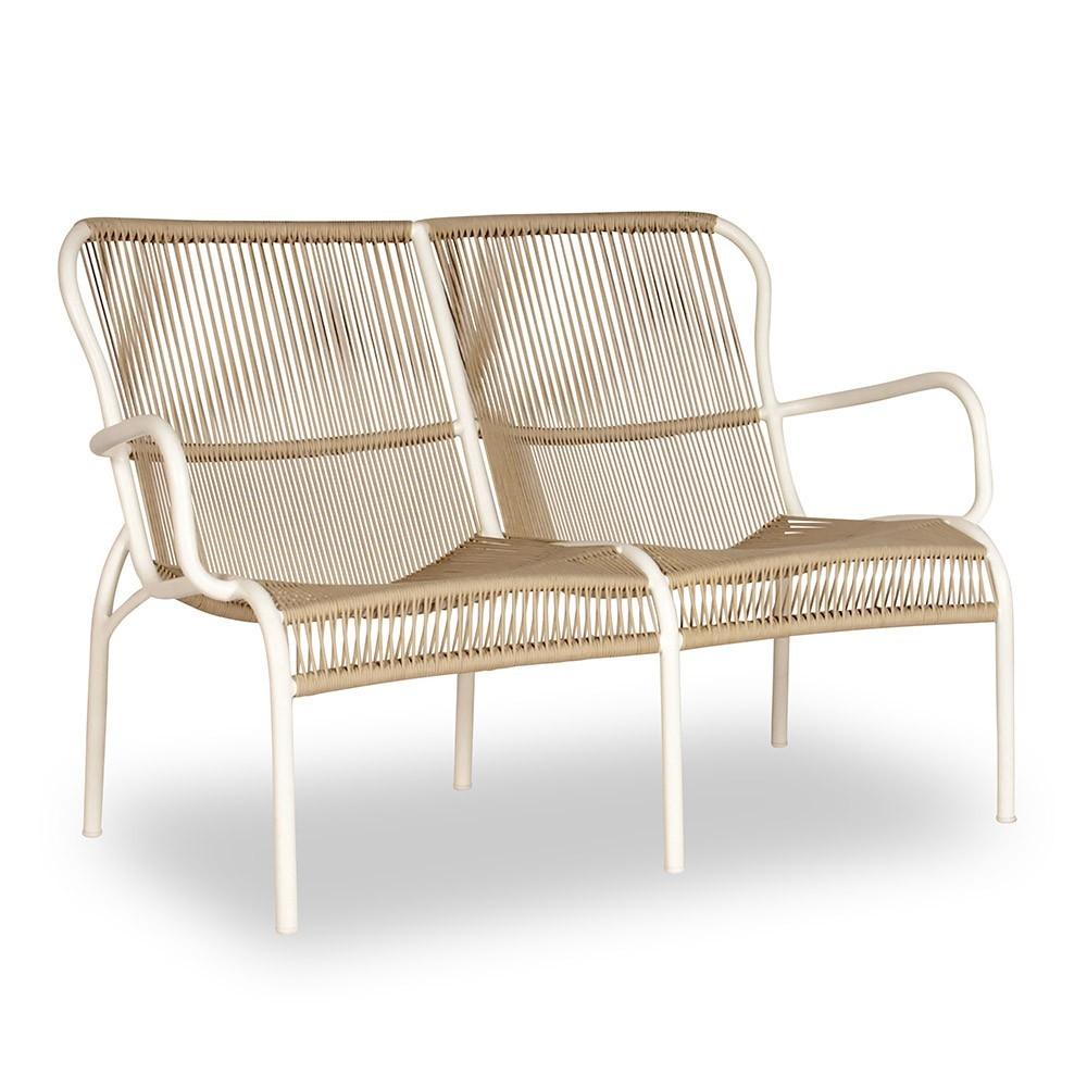 Loop sofa beige/stone white Vincent Sheppard