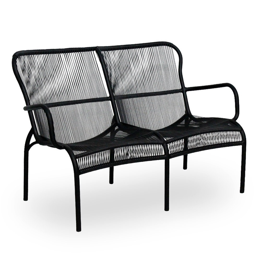 Loop sofa black Vincent Sheppard