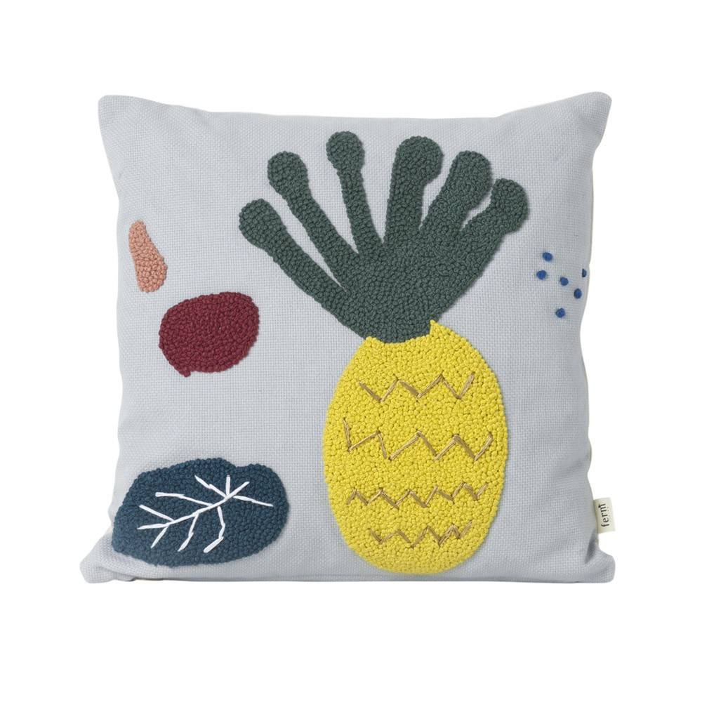 Pineapple cushion Ferm Living