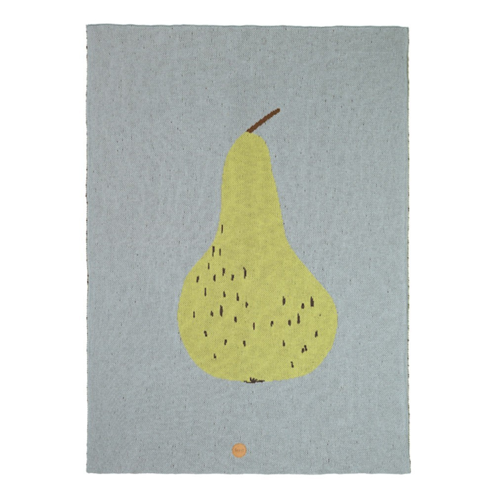 Pear blanket Ferm Living