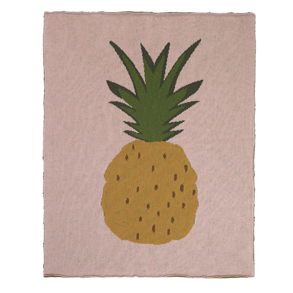 Couverture Ananas Ferm Living