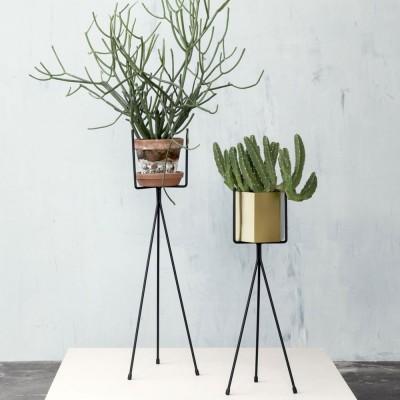 Support pour plantes noir S Ferm Living
