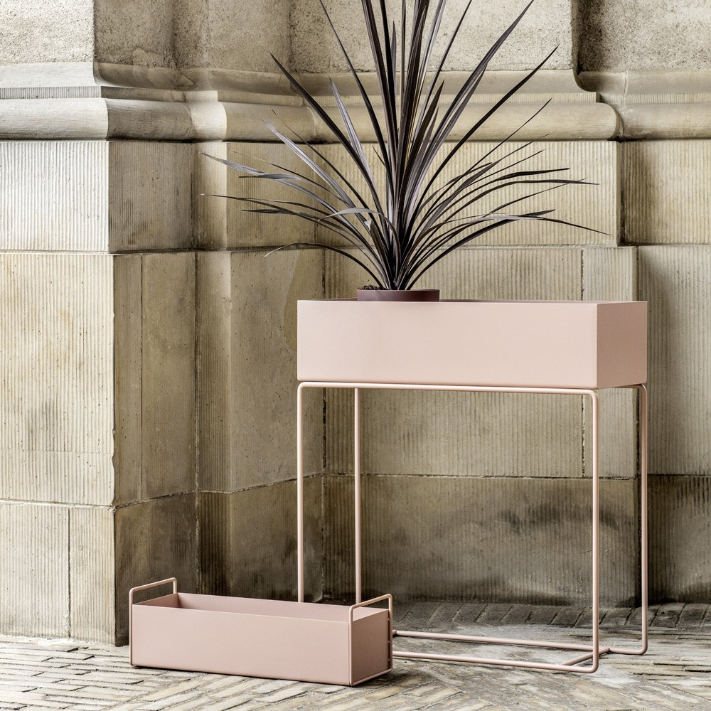 Support Plant Box rose Ferm Living