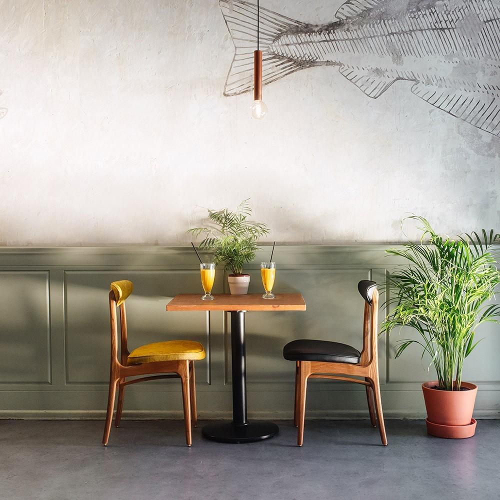 200-190 chair Loft mustard 366 Concept