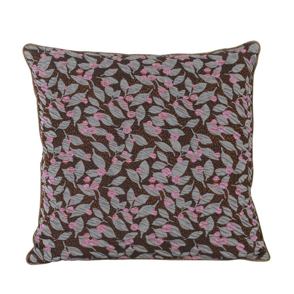 Coussin Flower rouille Ferm Living