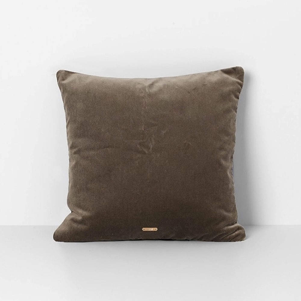 Flower cushion rust Ferm Living
