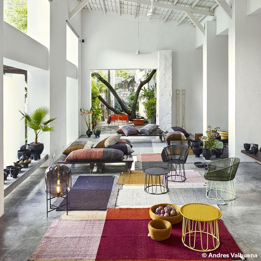 Circo Lounge chair honey/sand ames