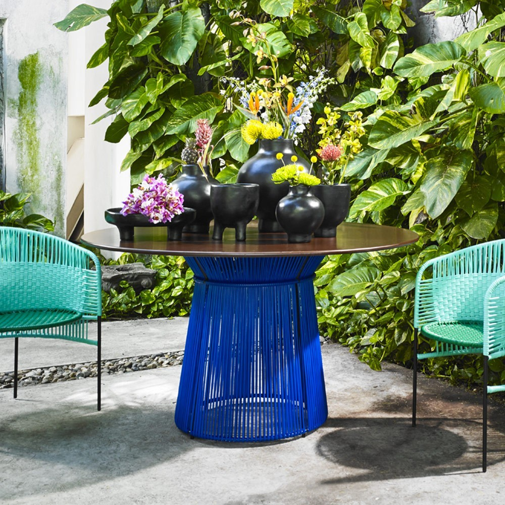 Table Caribe blue/black ames