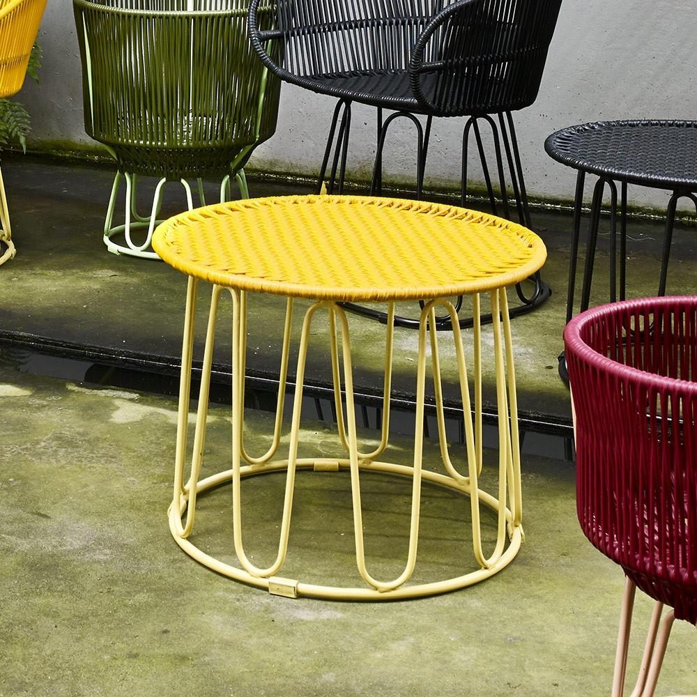 Tavolino Circo miele / sabbia ames