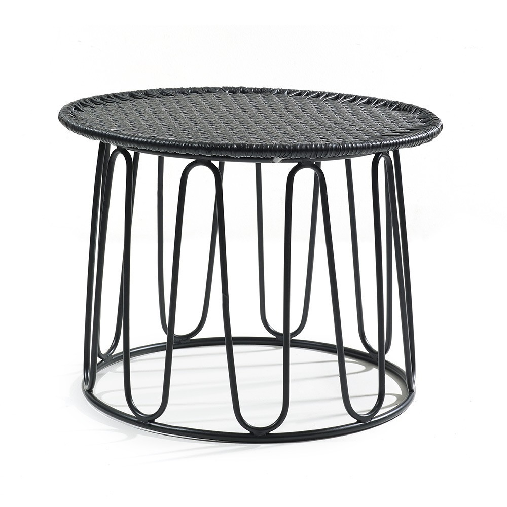 Table d'appoint Circo black ames