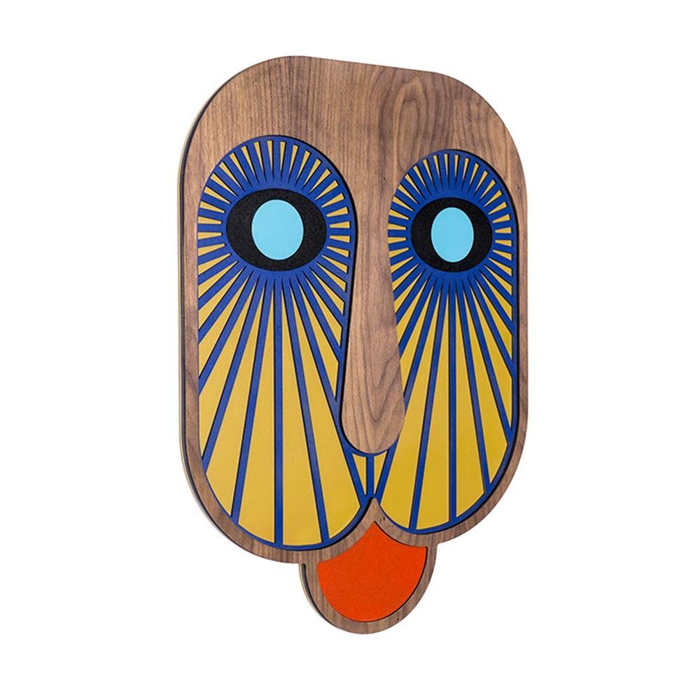 Modern Afrikaans masker n ° 6 Umasqu