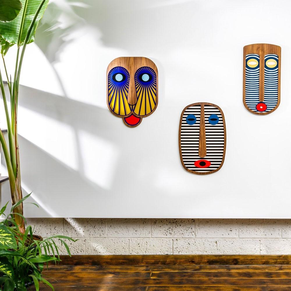 Modern African mask n°4 Umasqu