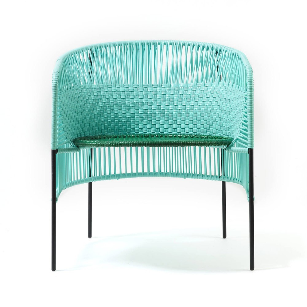 Chaise Lounge Caribe mint/green/black ames