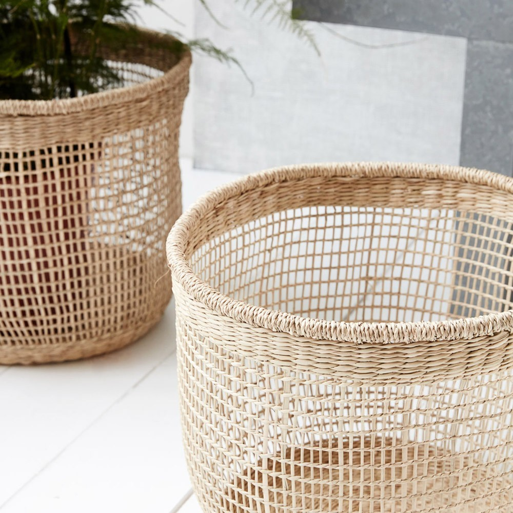 Baskets Shape S (pack of 3) House Doctor