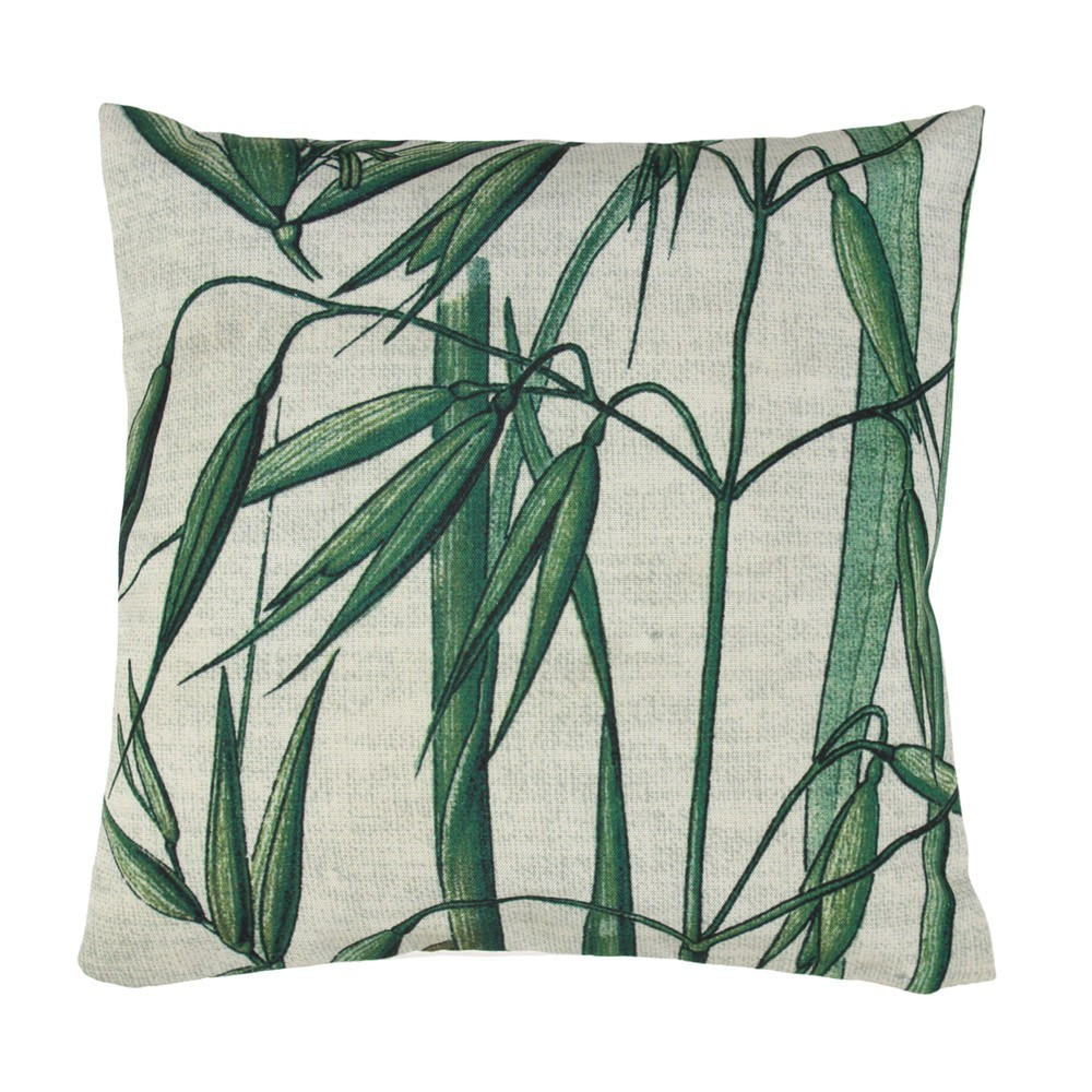 Printed cushion bamboo HKliving