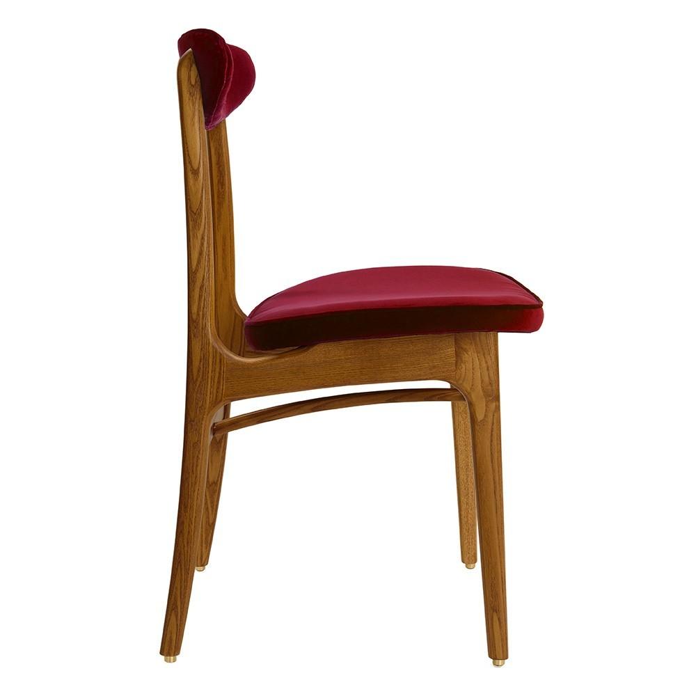 200-190 chair Velvet merlot 366 Concept