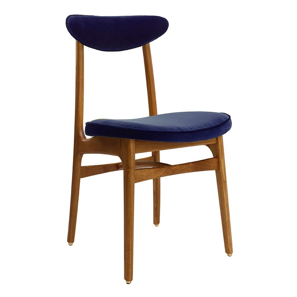 200-190 chair Velvet indigo 366 Concept