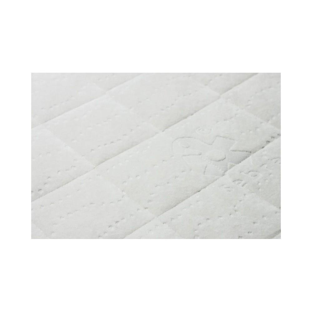 Yomi baby bed earth brown/white Sebra