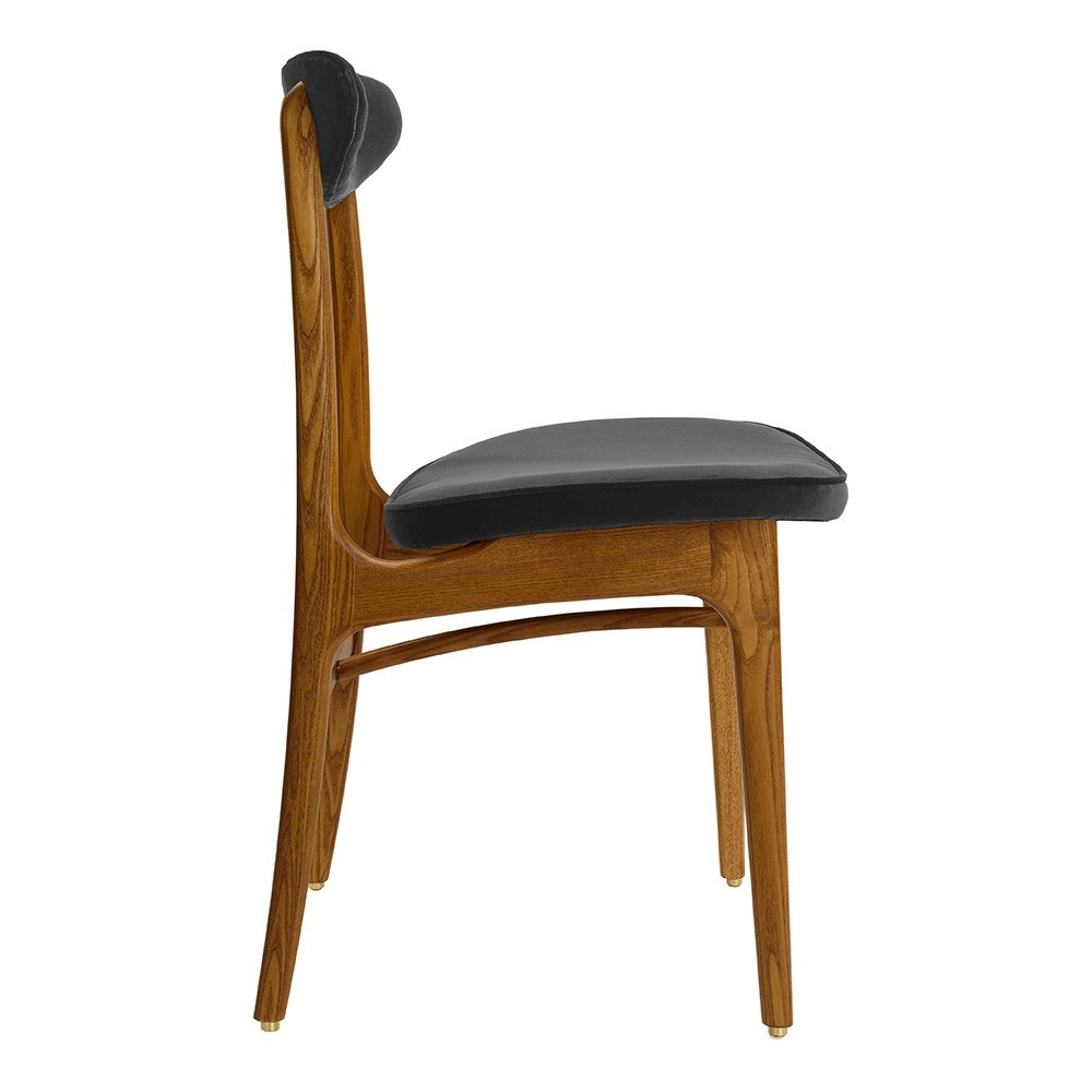200-190 chair Velvet graphite 366 Concept