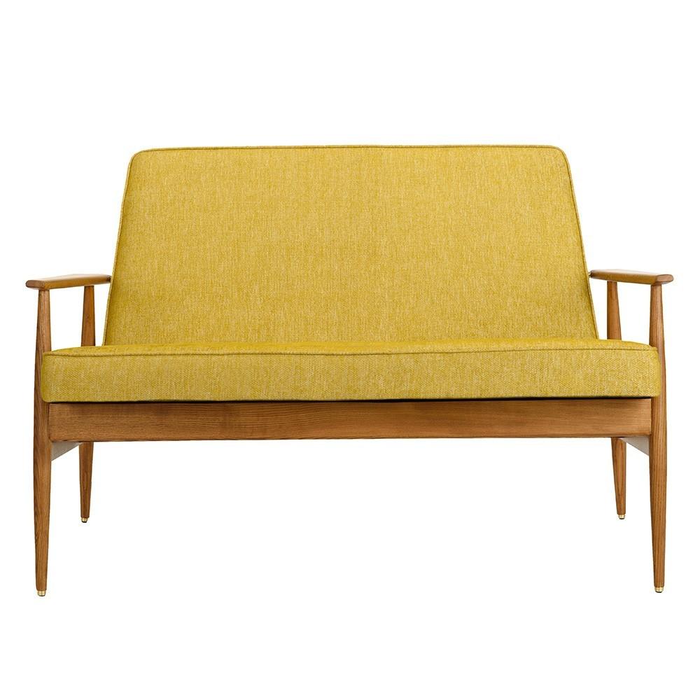 Canapé Fox Loft moutarde 366 Concept