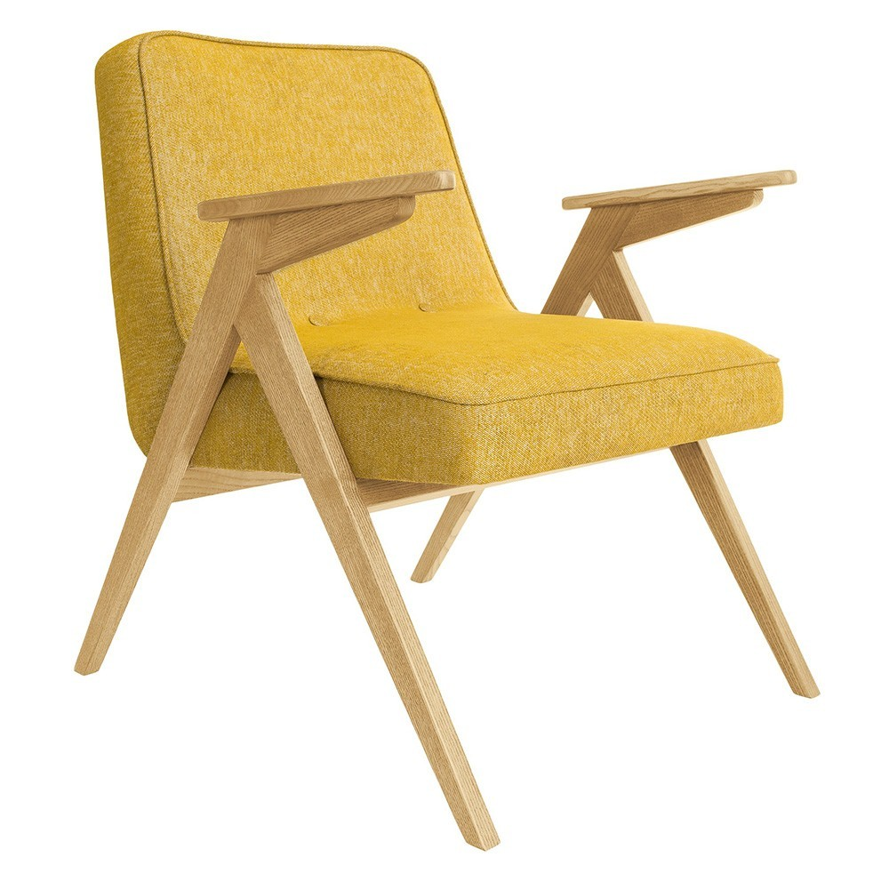 Bunny Loft fauteuil mosterd 366 Concept