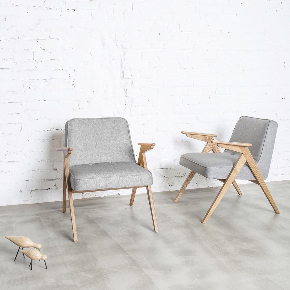 Bunny armchair Loft beige 366 Concept