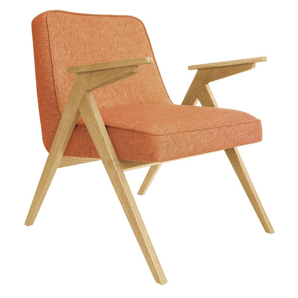 Bunny armchair Loft mandarin 366 Concept